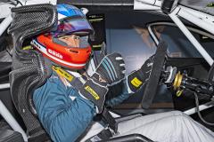 Jordi Gené za volantem e-Raceru – prvního vozu postaveného podle regulí šampionátu ETCR chystaného na sezónu 2020
