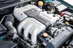 Druhá generace šestiválce dostala v kupé SVX objem 3,3 litru