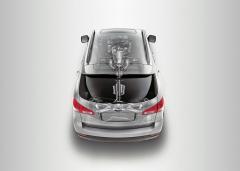 Šestiválce (nejdříve 3,0 a následně 3,6 l) byly výhradními motory Subaru Tribeca
