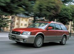 V roce 1999 se třetí generace šestiválce (EZ) objevila ve druhé generaci Legacy Outback (verze H6-3.0)