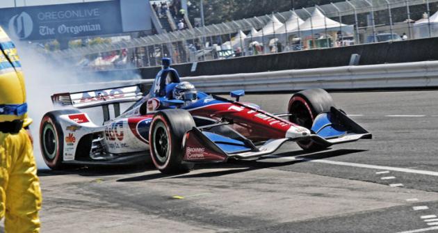 Veterán Tony Kanaan startuje v týmu legendárního A. J. Foyta, rekordmana Indy Cars