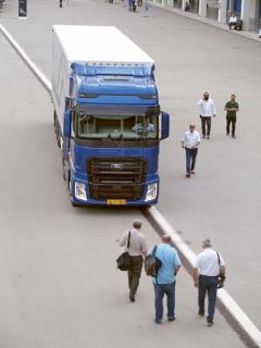 Evropský prostor si bude muset zvyknout nafakt, že Ford Trucks F-MAX přichází amá co svým zákazníkům co nabídnout.
