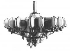 Vznětový letecký motor ZOD-260 byl vroce 1933 certifikován pro mezinárodní lety aprošel též vojenskými zkouškami.
