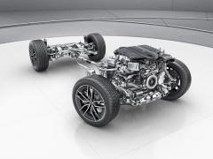 Pro evropské verze je standardem pohon všech kol, vkombinaci se šestiválci o míře připojení předních kol rozhoduje elektronika