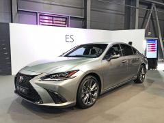 Lexus ES se bude prodávat pouze shybridním pohonem ve verzi ES 300h