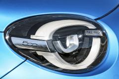 Volitelně jsou k dispozici světlomety plně tvořené LED zdroji. Podtrhují líbivý vzhled vozu