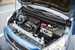 Výkonnější motor disponuje objemem 1,2litru. Slušelo by mu především více kultivovanosti