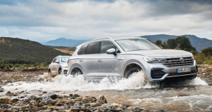 VOLKSWAGEN TOUAREG OFFROAD PACK