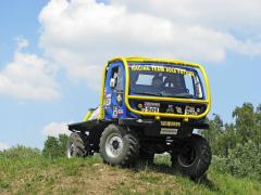 Úspěšné Avie pro Truck Trial jsou zárukou kvality komponent pohonu 4x4