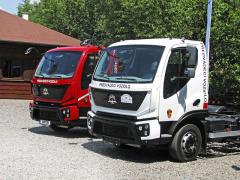 Předváděcí vozy spohonem 4x2