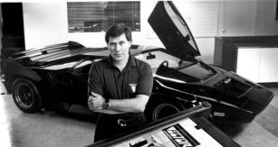 Gerald Wiegert (1990): zakladatel, konstruktér a obchodník