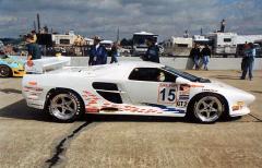 Vector M12 ASR závodní