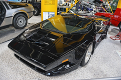 Vector W8 (1992): automobil vystavený v Auto & Technik Museum Sinsheim