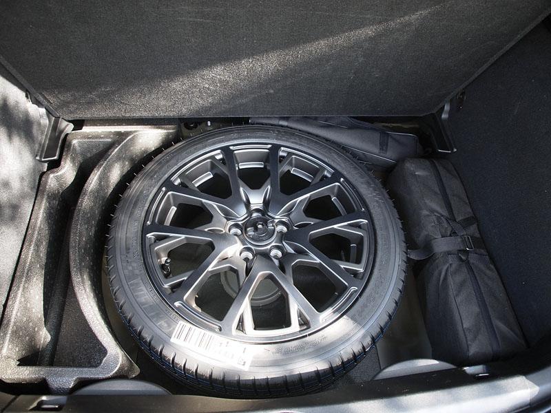 Fiat 500X – Potěšila plnohodnotná rezerva