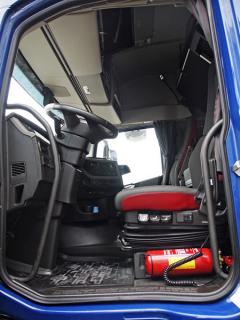 Interiér vozidla Volvo FH