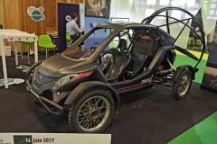 Na vývoji létající buggy Vaylon Pegase se podílejí francouzské ozbrojené složky. Zadní tlačnou vrtuli pohání čtyřválec belgické značky Dr Motor