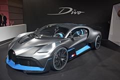 Bugatti Divo nese jméno Alberta Diva, který na Bugatti vyhrál Targa Florio 1928 a 1929
