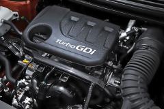Litrový tříválec T-GDI může mít výkon až88kW (120 k)