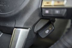 Na zimu je Forester připraven nejen pohonem všech kol, ale také vyhříváním volantu a předních i zadních sedadel