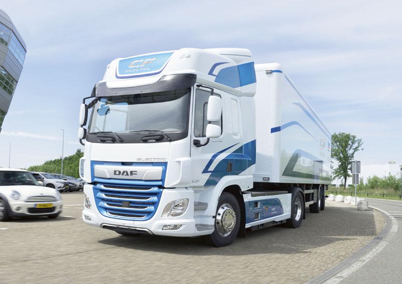 První vozidla CF Electric budou letos testována vběžném provozu uvybraných zákazníků.