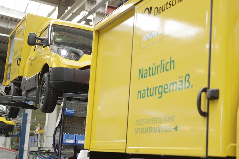 Dvě továrny vsoučasné době vyrábí elektrododávky StreetScooter vcelkové kapacitě 20000 vozů ročně. Brzy bude postavena třetí, která zvýší celkovou roční kapacitu na30000.