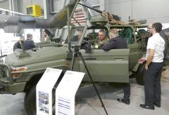 Hlavním koordinátorem projektu adodavatelem militarizované platformy vozidel Gepard ipancéřové ochrany je plzeňská firma Dajbych, která se specializuje naterénní aspeciální vozidla, včetně jejich přestaveb, už více než 20 let.