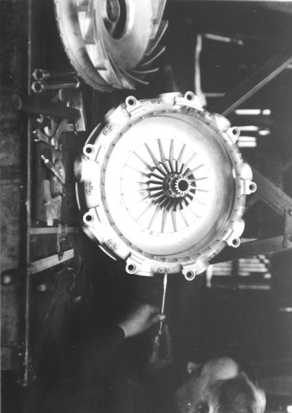 Skříň kompresoru – jedna ze součástí motoru, které bylo potřeba z hlediska kvality věnovat extrémní pozornost.
