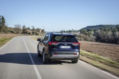Nová generace Toyoty RAV4 příjemně překvapila vynikajícím odhlučněním