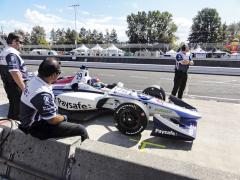Pietro Fittipaldi, vnuk dvojnásobného mistra světa F1 Emersona, loni slavil debut v Indy Cars a letos dostal smlouvu testovacího jezdce ve formuli 1 (Haas)