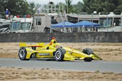Další hvězdou týmu Penske je Francouz Simon Pagenaud zMontmorillonu, loni celkově šestý, ale v roce 2016 druhý francouzský mistr Indy Cars (po Sébastienu Bourdaisovi)