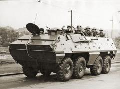 Obrněný kolový transportér OT-64 (SKOT)
