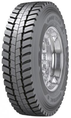 Nová generace pneumatik GoodYear Omnitrac.