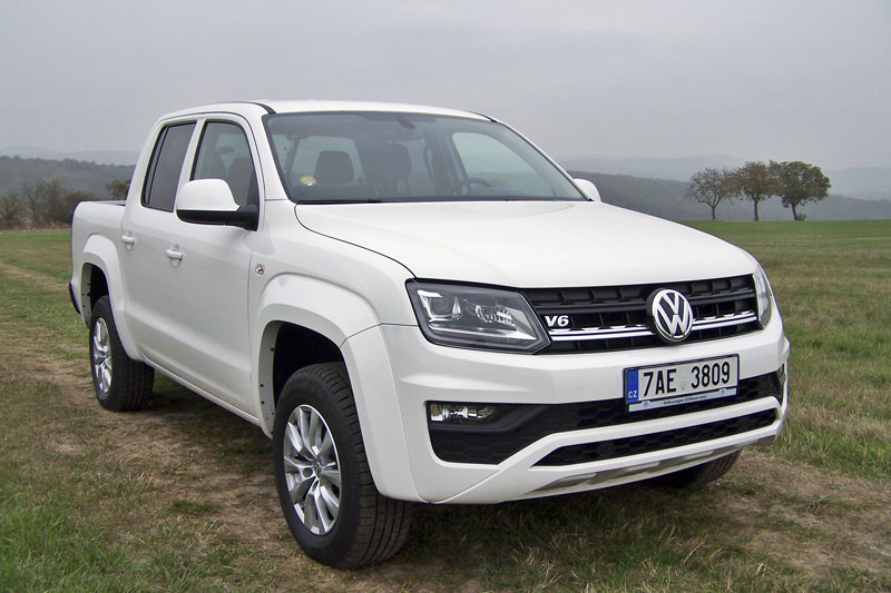 VW Amarok V6 3.0 TDI DC CL 4Motion 6G