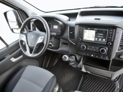 """Hyundai H350 – Ergonomie """"pracoviště"""" řidiče je plně srovnatelná skonkurencí"""