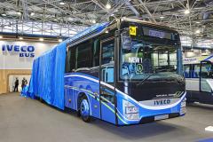 Dálkový autobus Iveco Crossway nazemní plyn