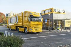 Dojezd do100km vyhovuje distribuci zboží veměstech