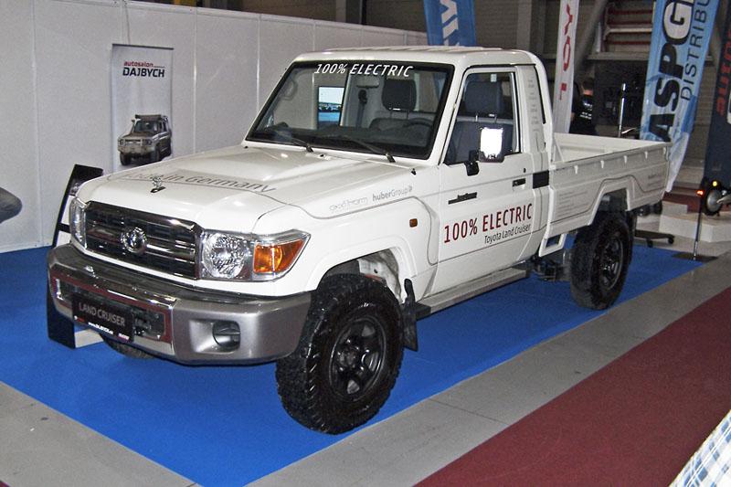 Pick-up Toyota Electric Cruiser 4x4