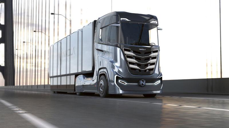 Rezervaci nového, úžasného, extra čistého silničního tahače Nikola Tre si již můžete zadat naadrese www.nikolamotor.com/tre.