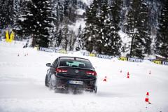 S vypnutým systémem ESC je pohon všech kol zárukou řidičské zábavy