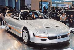 Sportovní kupé F-9X bylo v roce 1985 první koncepční studií Subaru