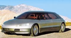 Luxusní kombi s šestiválcem adélkou 4,5 metru, Subaru SRD-1 zdílny kalifornského vývojového střediska Subaru (1989)