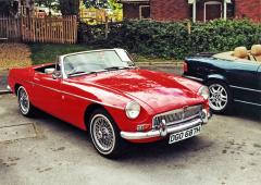Bestsellerem značky byl MGB 1800 (přes půl milionu vozů do roku 1980)