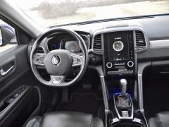 Renault – Pracoviště řidiče potěší přehledností a účelností