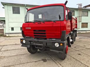 Jediný domácí výrobce nákladních automobilů Tatra měl úspěšný rok 2018