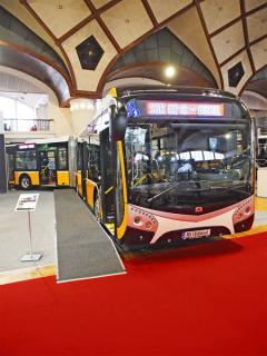 Tuzemský výrobce autobusů SOR vyrobil o 101 autobusů více než vroce 2017
