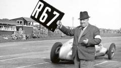 Ing.Alfred Neubauer byl šéfem závodního oddělení Mercedes-Benz. DoStuttgartu ho zAustro-Daimleru přivedl sám Porsche, kekterému měl rodák zNového Jičína vřelý vztah. Věřil vjeho schopnosti agenialitu. Také proto byl vždy nastraně stavby rychlostního speciálu Typ 80. u