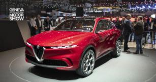 Alfa Romeo Tonale je zatím jen koncept, očekává se jeho výroba. Velikostně se zařadí pod aktuální Stelvio