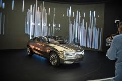Imagine by Kia ukazuje možný směr vývoje designu vozů Kia