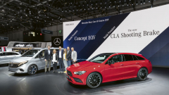 Stylové kombi Mercedes-Benz CLA Shooting Brake
