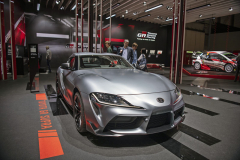 Toyota Supra stechnikou BMW